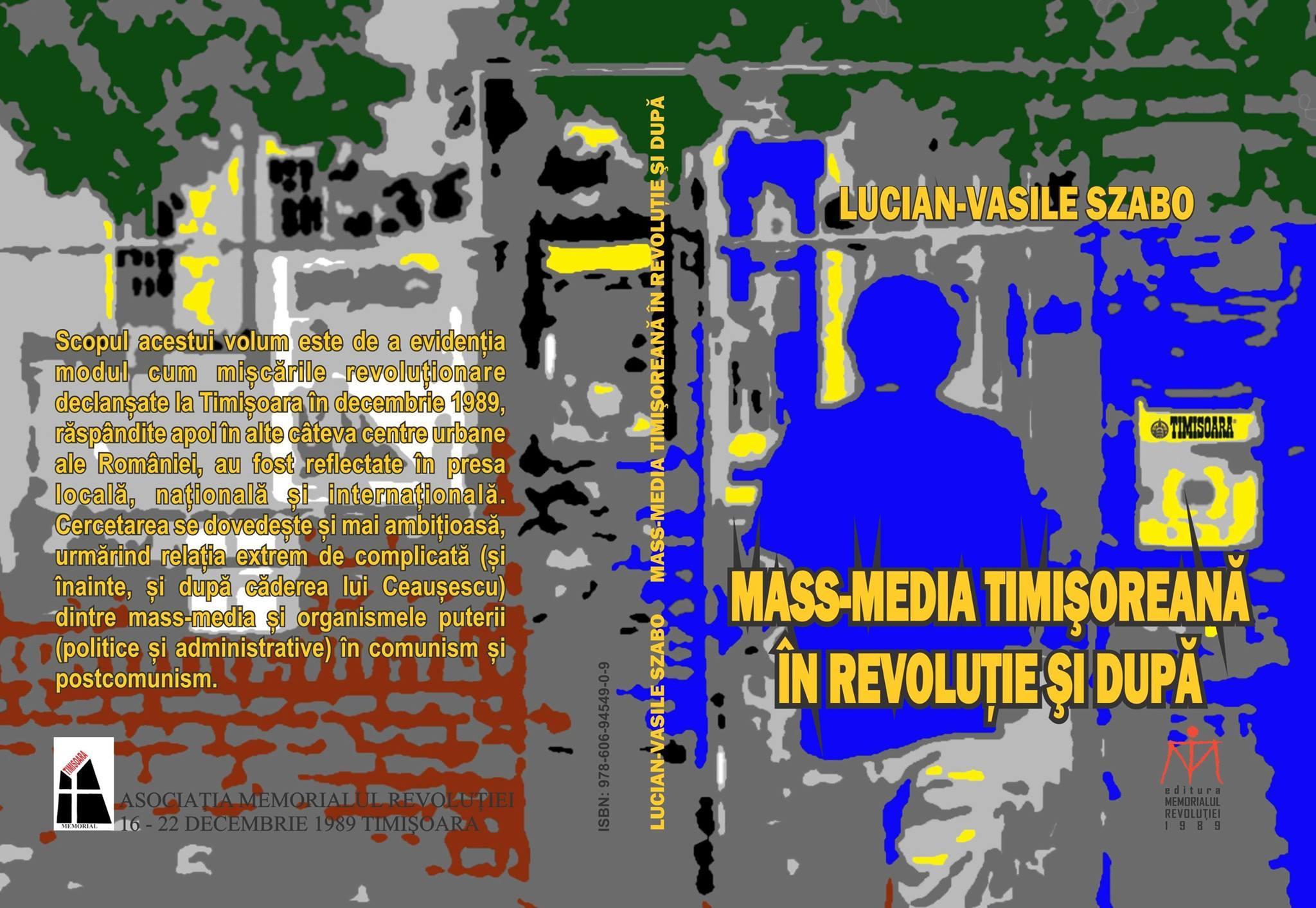 Mass-media timișoreană în revoluție și după