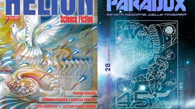 Reviste Science Fiction Timișoara
