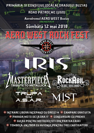 Aero West Rock Fest