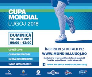 Cupa Mondial Lugoj 2018