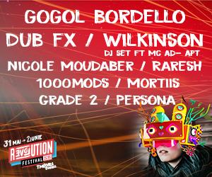 Revolution Festival Timisoara 2018