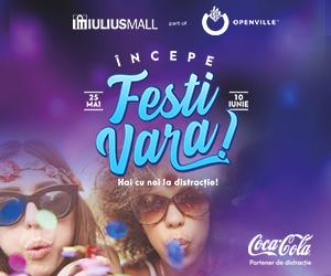 Iulius Mall Timisoara Openville